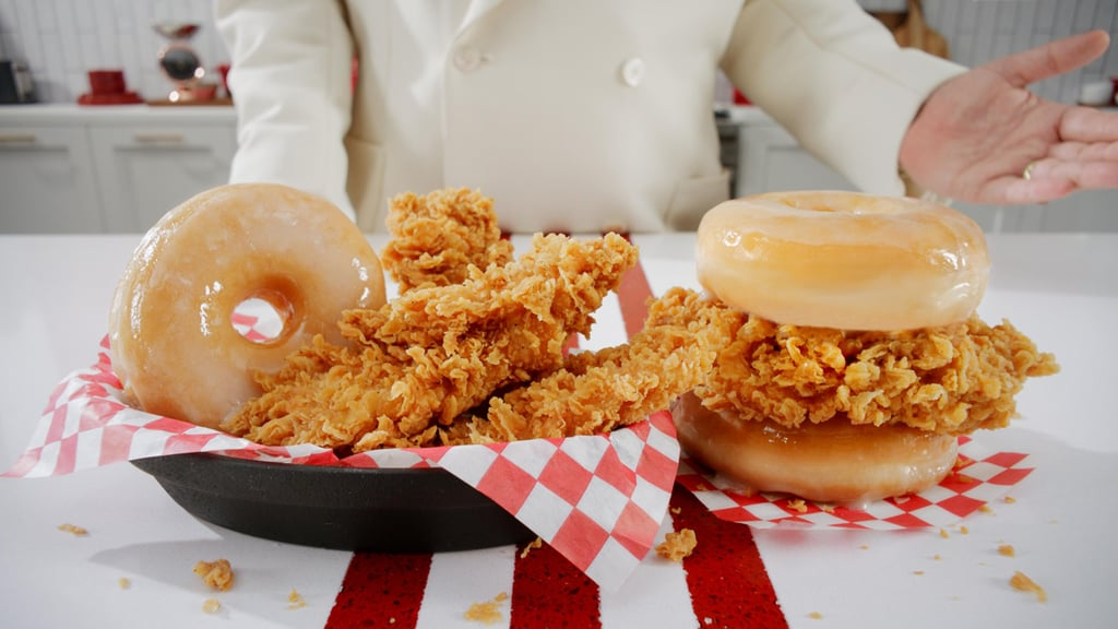 Praise Be: KFC Is Finally Releasing Those Fried-Chicken Doughnut Sandwiches Nationwide