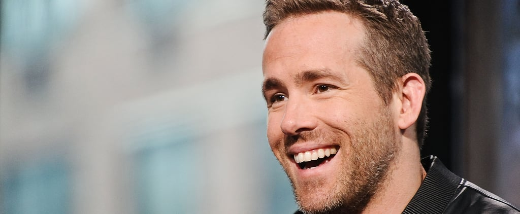 Ryan Reynolds Is Still the Reigning Champion Among Dads on Twitter