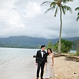 Relaxed Hawaiian Wedding