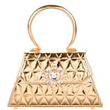 Susan Bennis/Warren Edwards Crystal-Embellished Bag