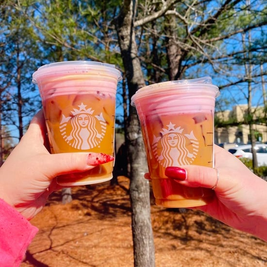 Here's How to Order Pink Cold Foam at Starbucks