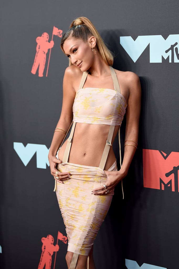 The VMAs Red Carpet Is So Sexy, We Don't Know Where to Look