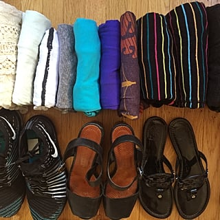 How to Pack Using the KonMari Method