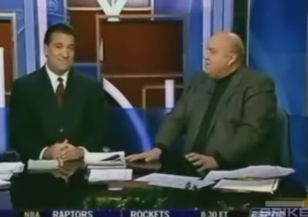 Sports News Bloopers
