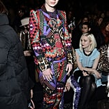 Iggy Azalea at the Just Cavalli Fall 2013 show in Milan.