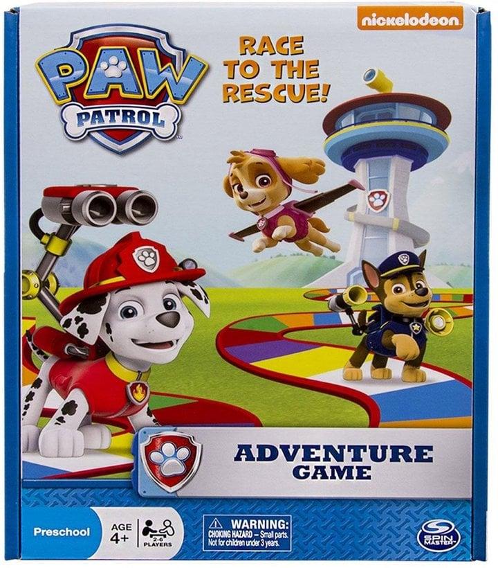 Paw Patrol Path Game