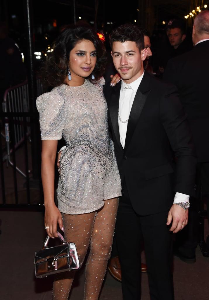 Pryanka Chopra and Nick Jonas
