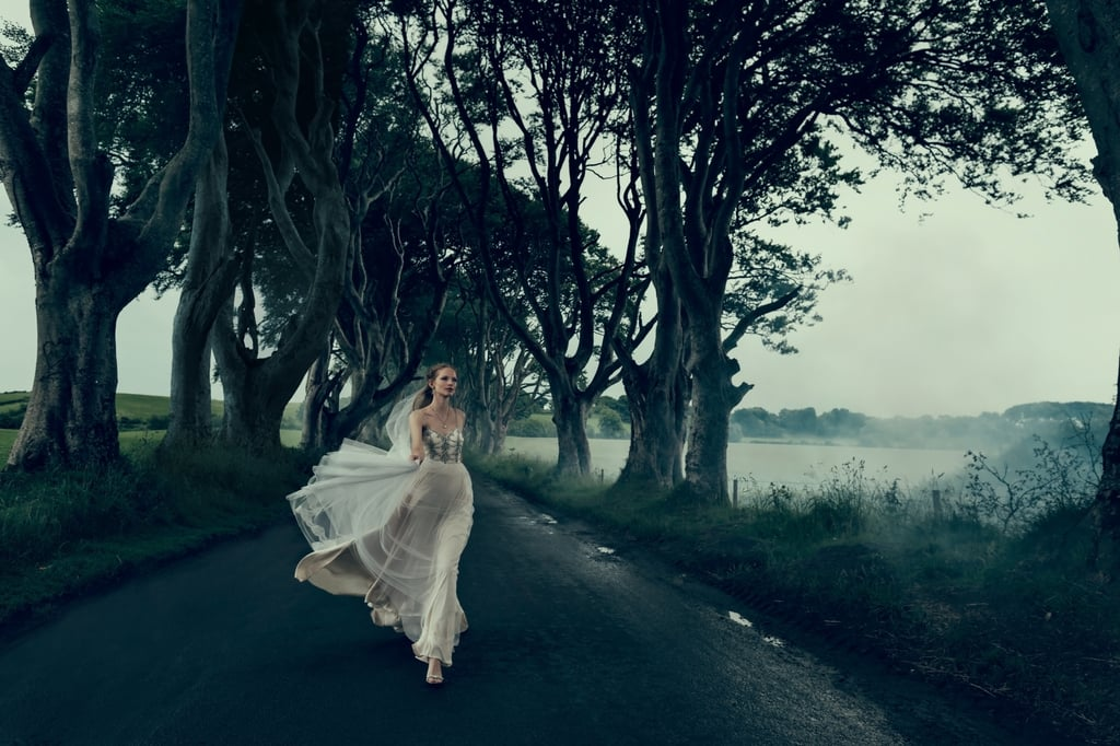 BHLDN Fall Wedding Dress Collection