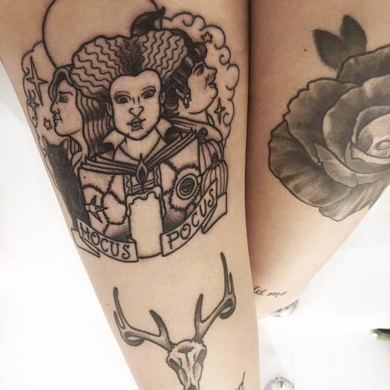 Hocus Pocus Tattoos
