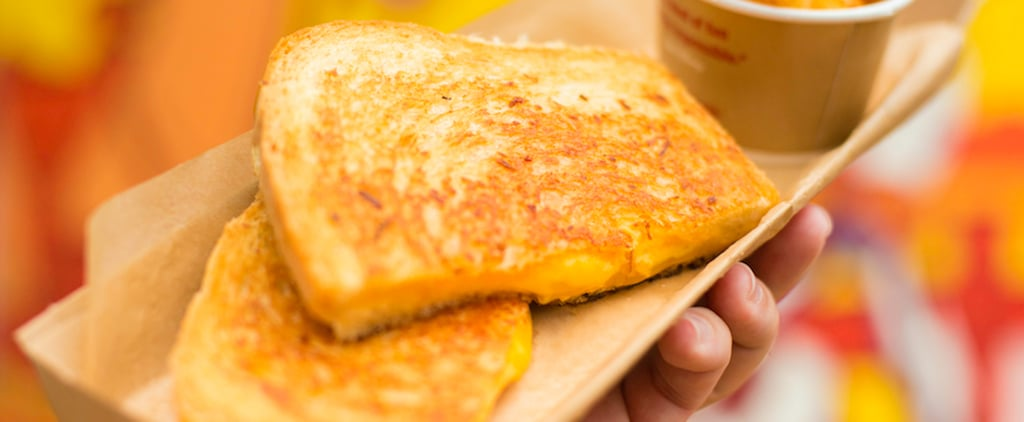 How to Make Disney's Grilled Three-Cheese Sandwich