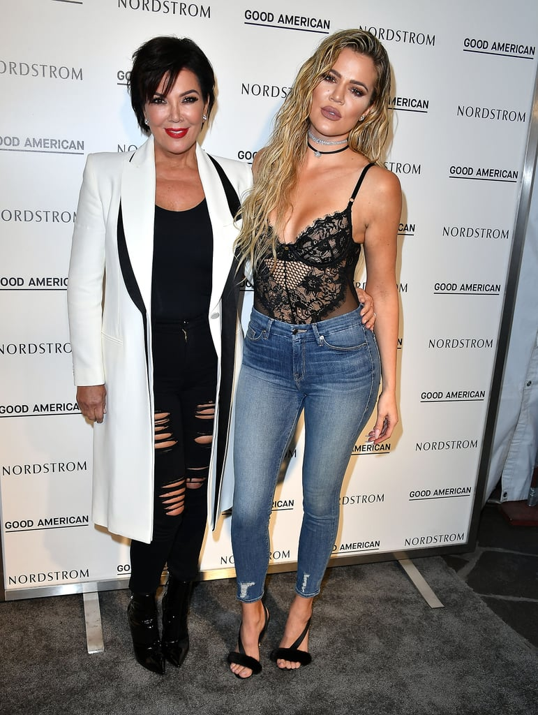 8c637c897fa Khloe Kardashian at Good American Launch Event in LA 2016