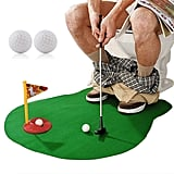 Toilet Golf Potty Golf Toilet Toy