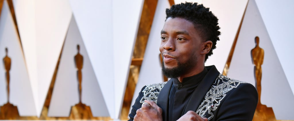 "Chadwick Boseman Screamed ""Wakanda Forever"" and Black Panther Fans Completely Lost It"
