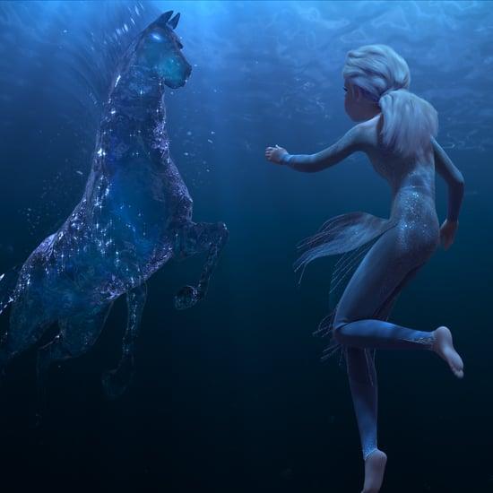 Why Is Elsa Running Into the Ocean in Frozen 2?