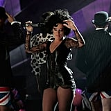 Photos of the 2010 Brit Awards Show