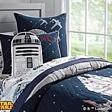 Star Wars Millennium Falcon Quilt