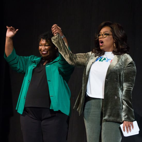 Oprah Winfrey Campaigns For Stacey Abrams 2018