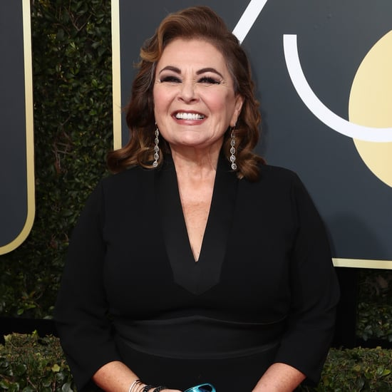Roseanne Barr Talks About Having Donald Trump as President