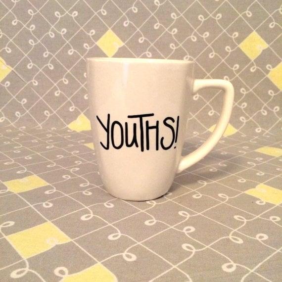 Youths! Mug