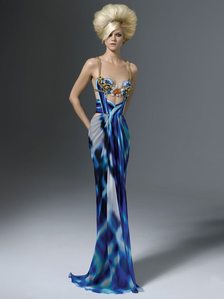 See the Full Atelier Versace Fall 2011 Couture Collection