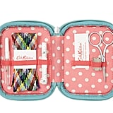 You don't even need to be a craft fan to make use of this handy little gift. Cath Kidston's travel sewing kit (£22) is as practical as it is pretty and a must for fixing minor clothing disasters when travelling.