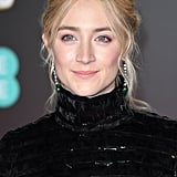 Saoirse Ronan at the BAFTA Awards 2018