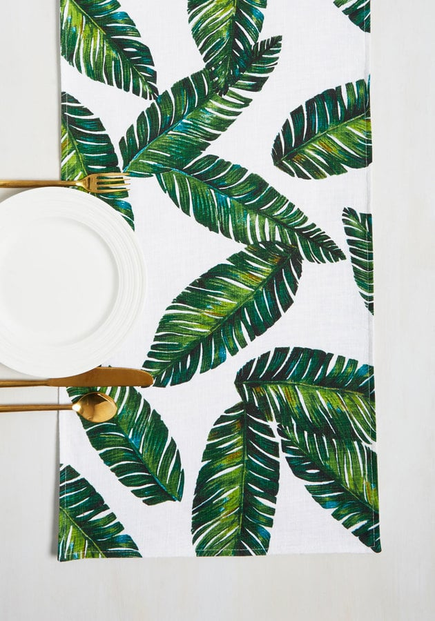 Leaf The Fest To Me Table Runner
