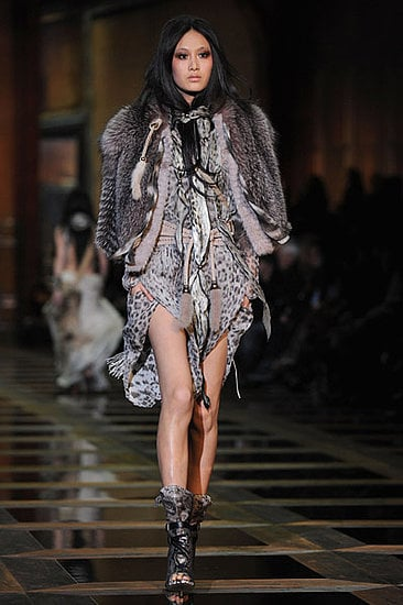 Roberto Cavalli 2010 Winter Milan fashion Week Collection