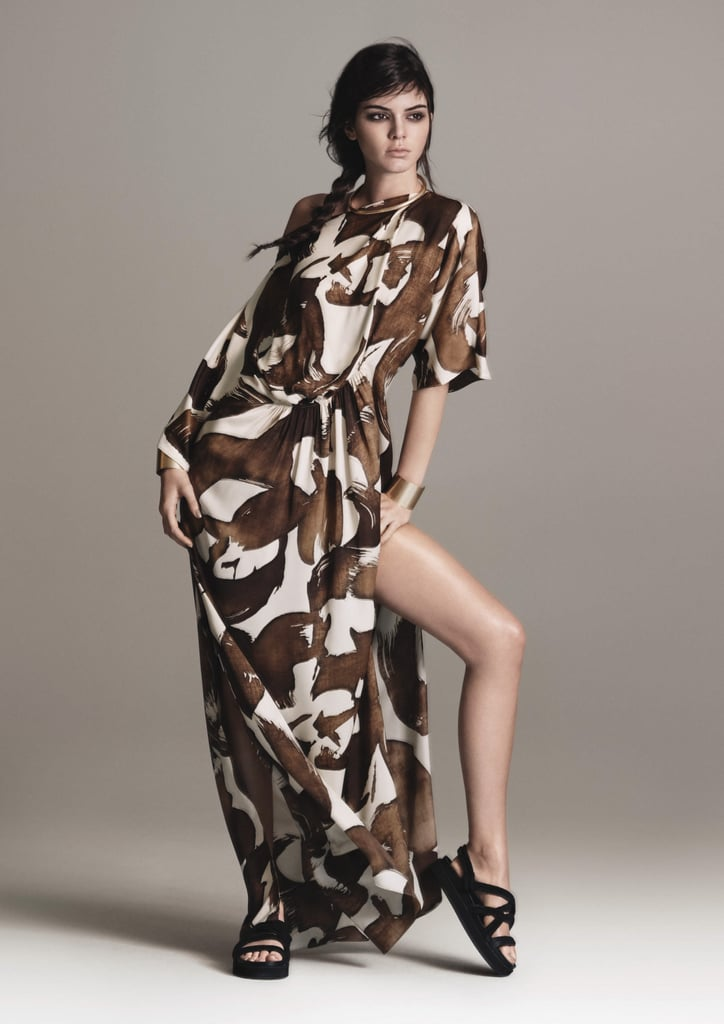 Kendall Jenner Mango Campaign 2016