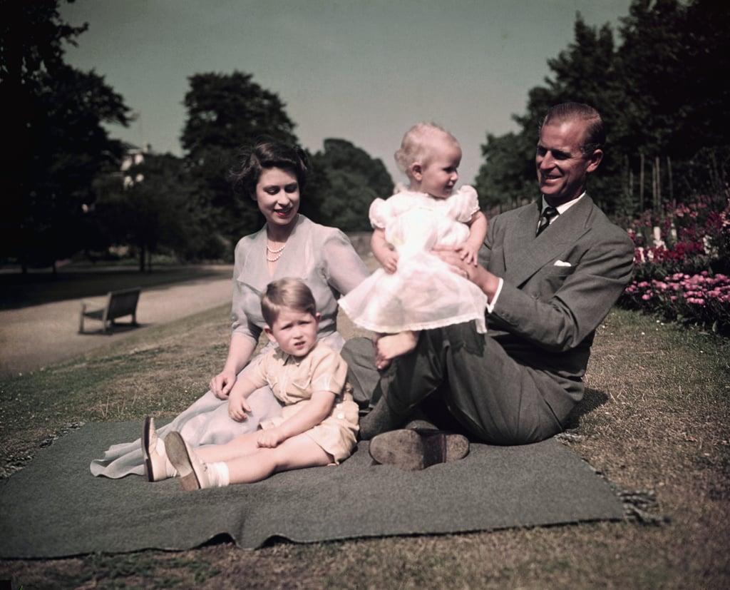 Princess Anne Was Born in 1950, When the Queen Was Still a Princess Herself