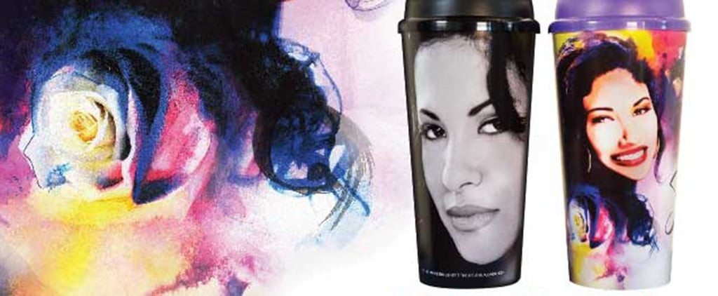 Selena Collectible Cups at Stripes
