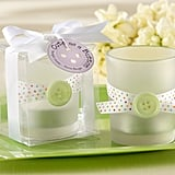 Cute as a Button Tealight Holder