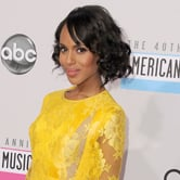 Kerry Washington at American Music Awards