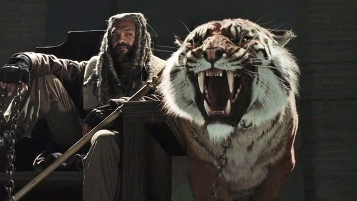 Reactions to Shiva's Death on The Walking Dead