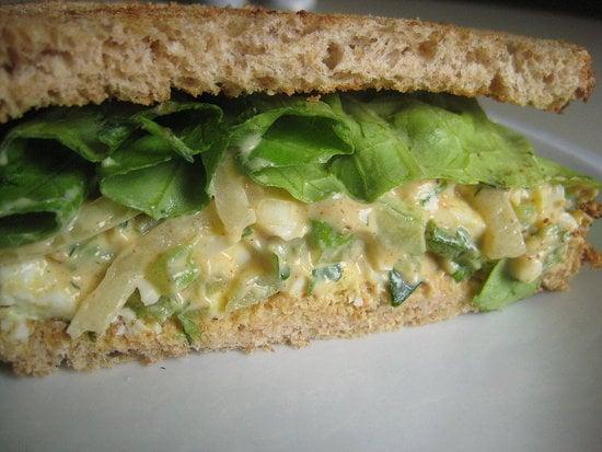 Bobby Flay's Egg Salad Sandwich