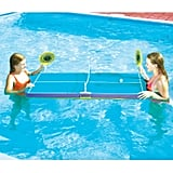 Swimming Floating Ping Pong Table