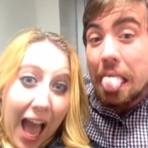 Funny Selfie Prank