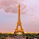 Libra: Paris (Sept. 23 to Oct. 22)