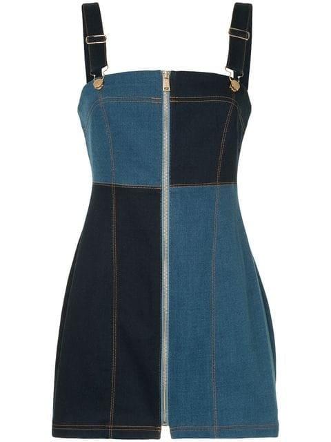 Alice Mccall Patchwork Dress