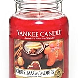 Yankee Candle Christmas Memories Large Jar Candle