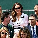 Kate Middleton at Wimbledon July 2019