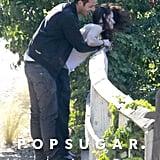 Kristen Stewart and Rupert Sanders met up for a secret rendezvous.