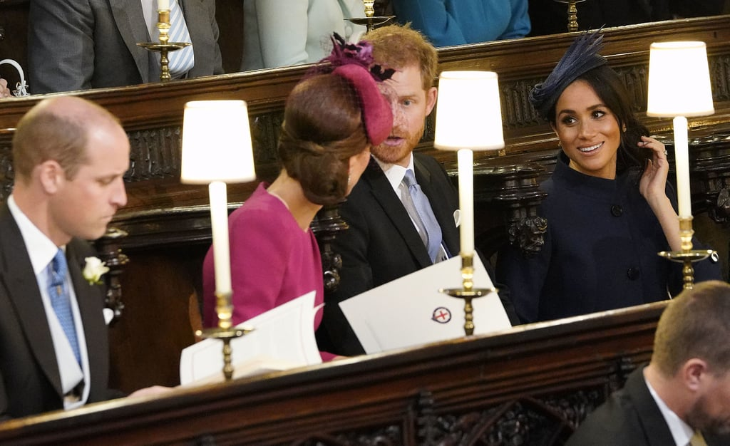 Kate Middleton Dress at Princess Eugenie's Wedding 2018