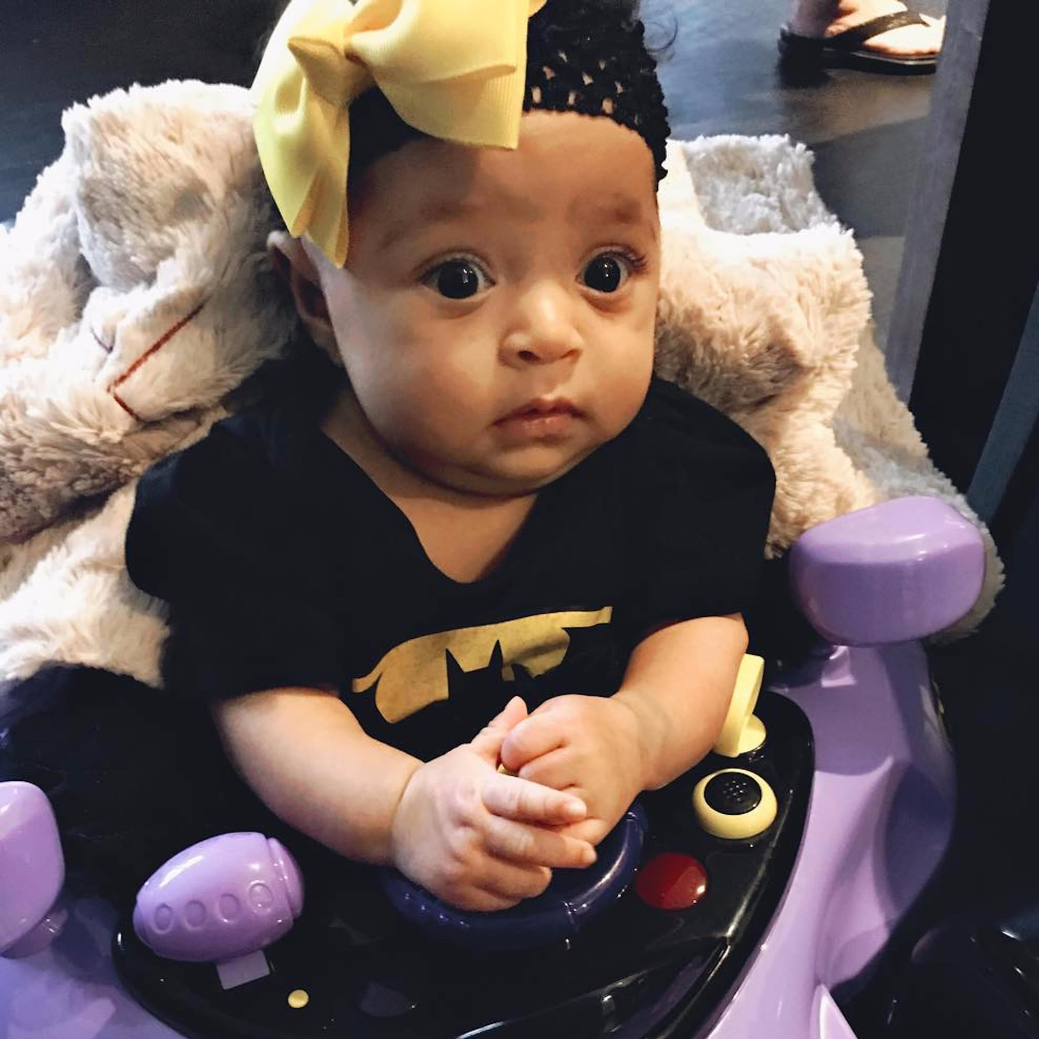 Serena Williams s Daughter s Halloween Costume 2017