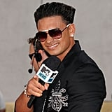 Pauly D on the Mic