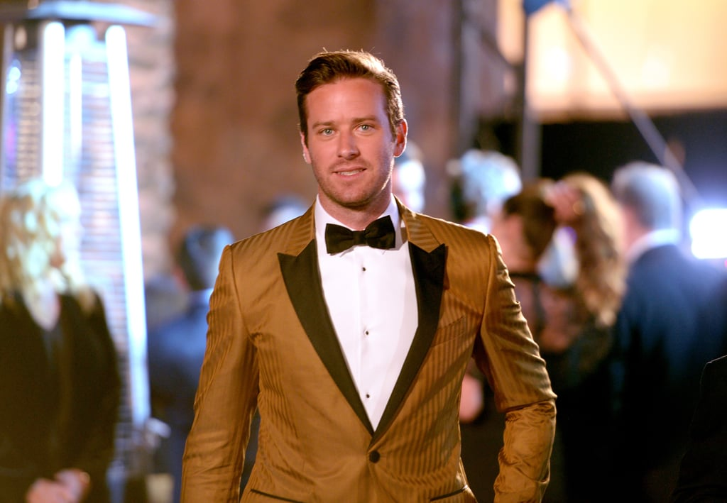 Pictured: Armie Hammer