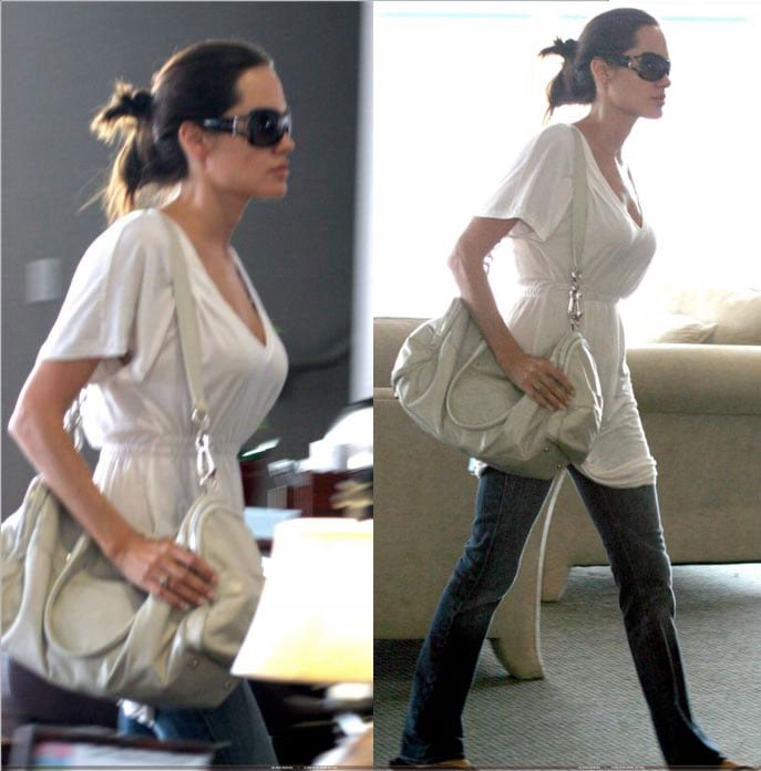 Was Angelina A Mistake for St. John?