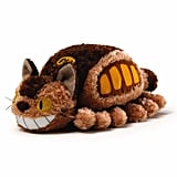 My Neighbor Totoro Fluffy Catbus Plush ($30)