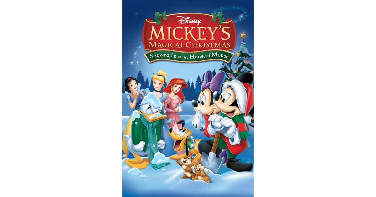 mickeys magical christmas snowed in at the house of mouse christmas movies on netflix 2018 popsugar entertainment photo 18 - Mickey Magical Christmas