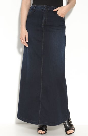 033b24d03 This maxi skirt is perfect for pairing with a cozy sweater and ankle booties.  Not